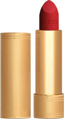 Gucci 501 Constance Vermillon, Rouge a Levres Mat Lipstick