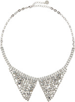 RJ Graziano Pave Collar Necklace
