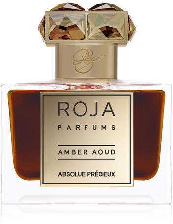 BKR Roja Parfums Amber Aoud Absolue Precieux, 1.0 oz./ 30 ml