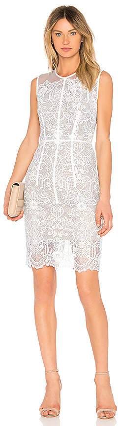 Bronx and Banco Venice Midi Dress