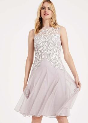 Phase Eight Loreli Petal Tulle Dress
