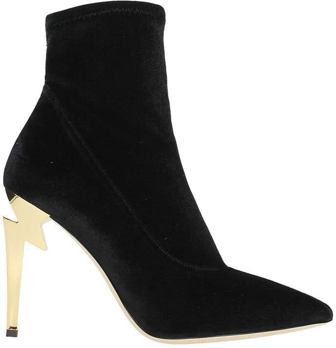Giuseppe Zanotti G-heel Ankle Boots