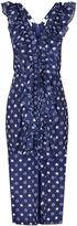 Alice McCall Blueberry Cotton Garden Dress