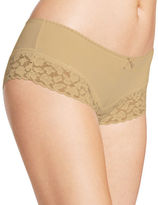 Warner's Lace Trim Hipster Briefs