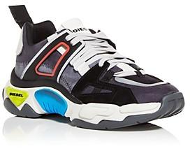 Diesel Men's S-Kipper Trek Ii Low Top Sneakers