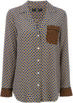 Steffen Schraut chest pocket shirt