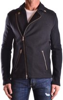 Balmain Men's Mcbi241009o Wool Jacket
