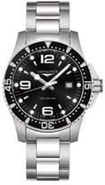Longines HydroConquest Quartz Stainless Steel Bracelet Watch
