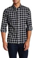 Slate & Stone Plaid Long Sleeve Trim Fit Shirt
