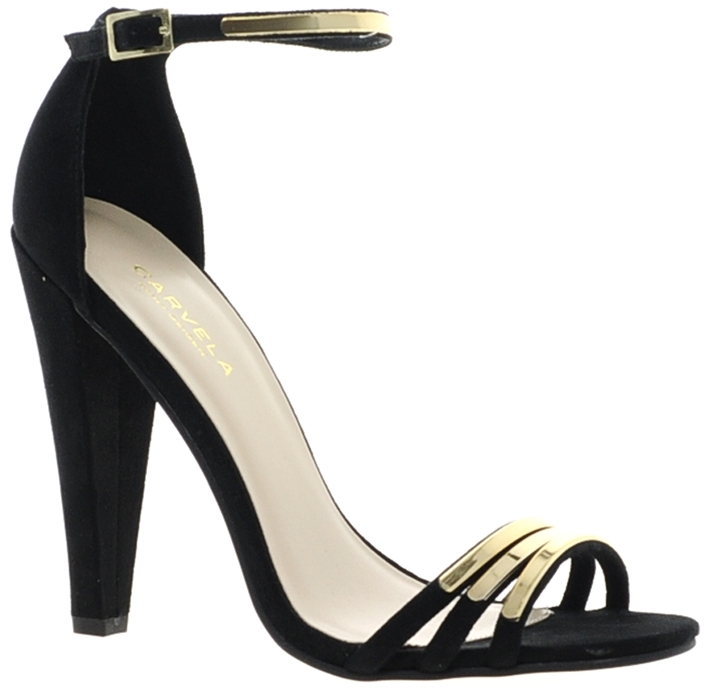 Carvela Cara Barely There Toe Strap Sandals
