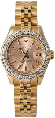 Rolex 2000s pre-owned Oyster Perpetual Datejust 27mm