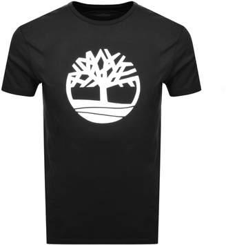 Timberland Tree T Shirt Black