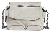 Rag & Bone Pilot Satchel - Metallic