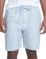 Nautica Windowpane Plaid Pajama Shorts