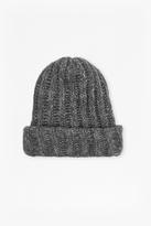 Chunky Knit Tuffy Beanie Hat