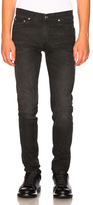 Alexander McQueen Fitted Jeans in Black.