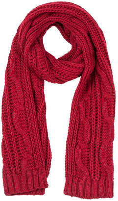 Gregory Ladner GNKQ124M Cable Knit Scarf