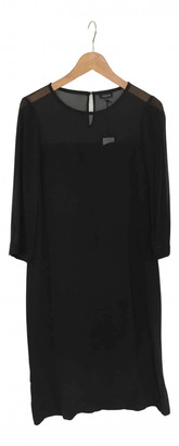Jaeger Black Silk Dresses