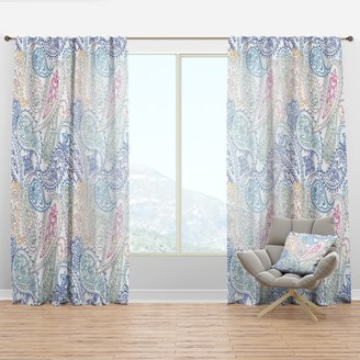 Paisley Curtain Panels Shop The World S Largest Collection Of Fashion Shopstyle