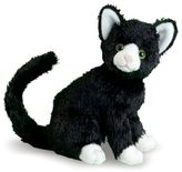 Melissa & Doug Midnight Black Cat Stuffed Animal