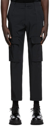 Wooyoungmi Black Front Pocket Pants