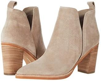 Dolce Vita Shanon (Eggshell Croco Print Leather) Women's Shoes