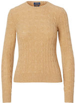 Polo Ralph Lauren Slim Cable Cashmere Sweater