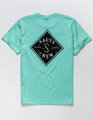 SALTY CREW Tippet Nomad Boys Black T-Shirt