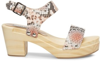 Steve Madden Fabee Coral Multi