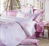 Natural Comfort Queen Murmuring of leaves Duvet Cover and Pillow Shams Set