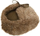 Kangol Unisex Wool Ushanka Beanie Hat