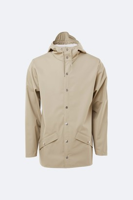 Rains Jacket 1201 Beige - XS/S