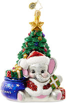 Christopher Radko A Trunk-ful First Mid-Year Baby's First Christmas Collectible Ornament
