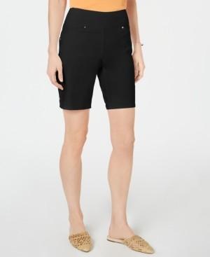 INC International Concepts Inc Curvy Bermuda Shorts, Created for Macy's