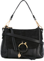 See by Chloe Joan crossbody bag - women - Cotton/Calf Leather - One Size