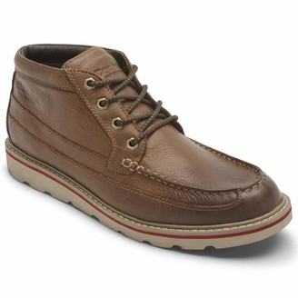 Dunham Colt Waterproof Moc Boot Tan 11 4E