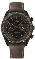 Omega Speed Master Vintage Black Moon Watch