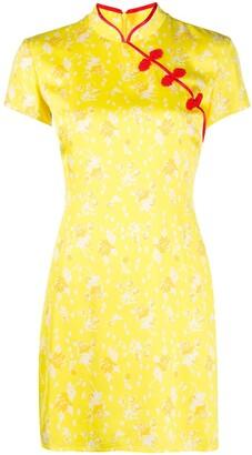 De La Vali Suki mini dress