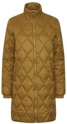 Part Two - Olilase Camel Padded Coat - DK36-UK10