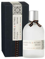 Bath House Spanish Fig and Nutmeg Cologne by 100ml Cologne)