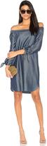 Charli Sable Off Shoulder Dress