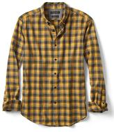 Banana Republic Grant-Fit Luxe Flannel Plaid Shirt