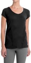 Trespass Erlin Quick Dry Stretch Shirt - Scoop Neck, Short Sleeve (For Women)