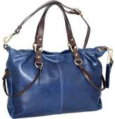 Nino Bossi Cailyn Leather Satchel (Women's)