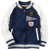 Carter's Varsity Jacket