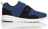 Lonsdale Blue And Black 'novas' Trainers