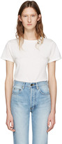 Saint Laurent Off-white Constellation T-shirt
