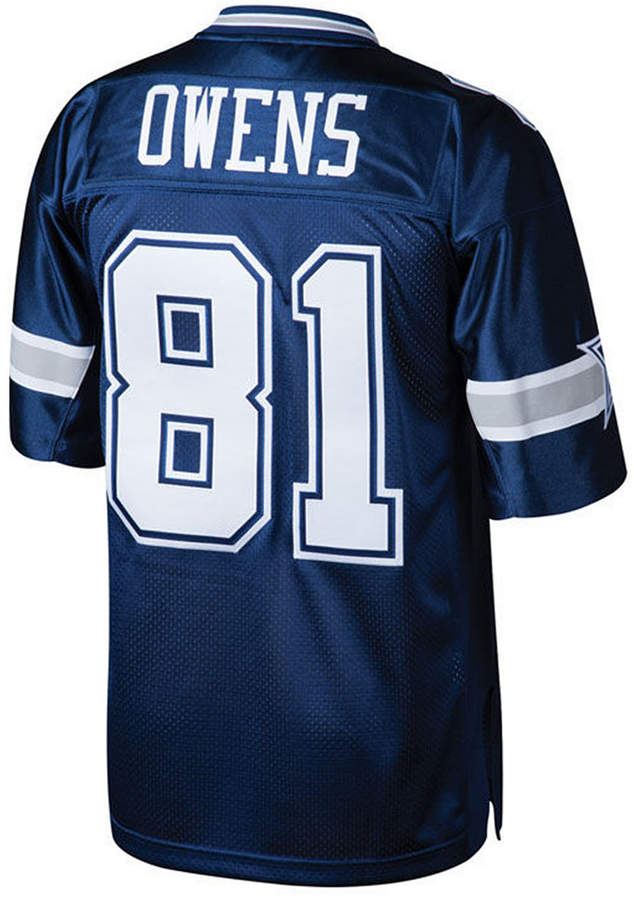 Mitchell & Ness Men's Terrell Owens Dallas Cowboys Authentic Football Jersey