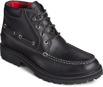 Sperry Authentic Original Waterproof Moc Toe Boot