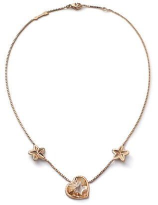 Baccarat Etoile de Mon Coeur Necklace